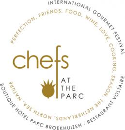 logo International Gourmet Festival Chefs at the Parc | Parc Broekhuizen | Culinary Gourmet festival